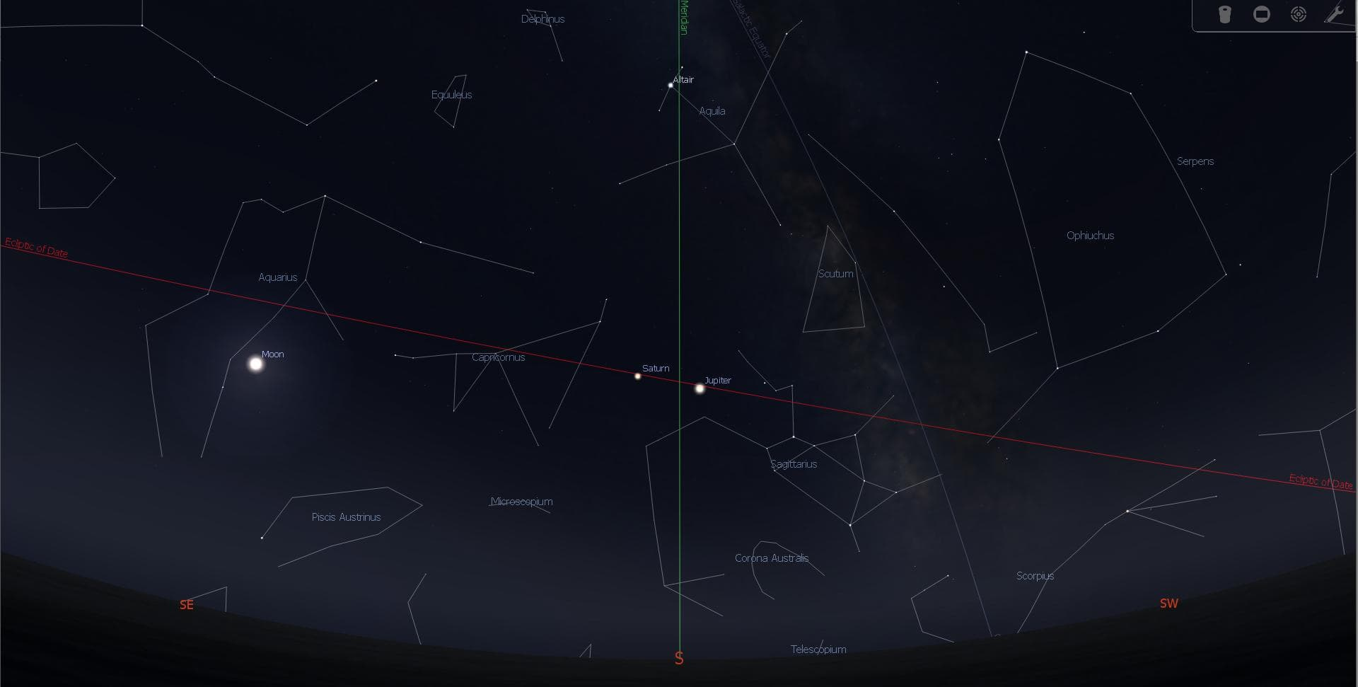 Stellarium Graphic