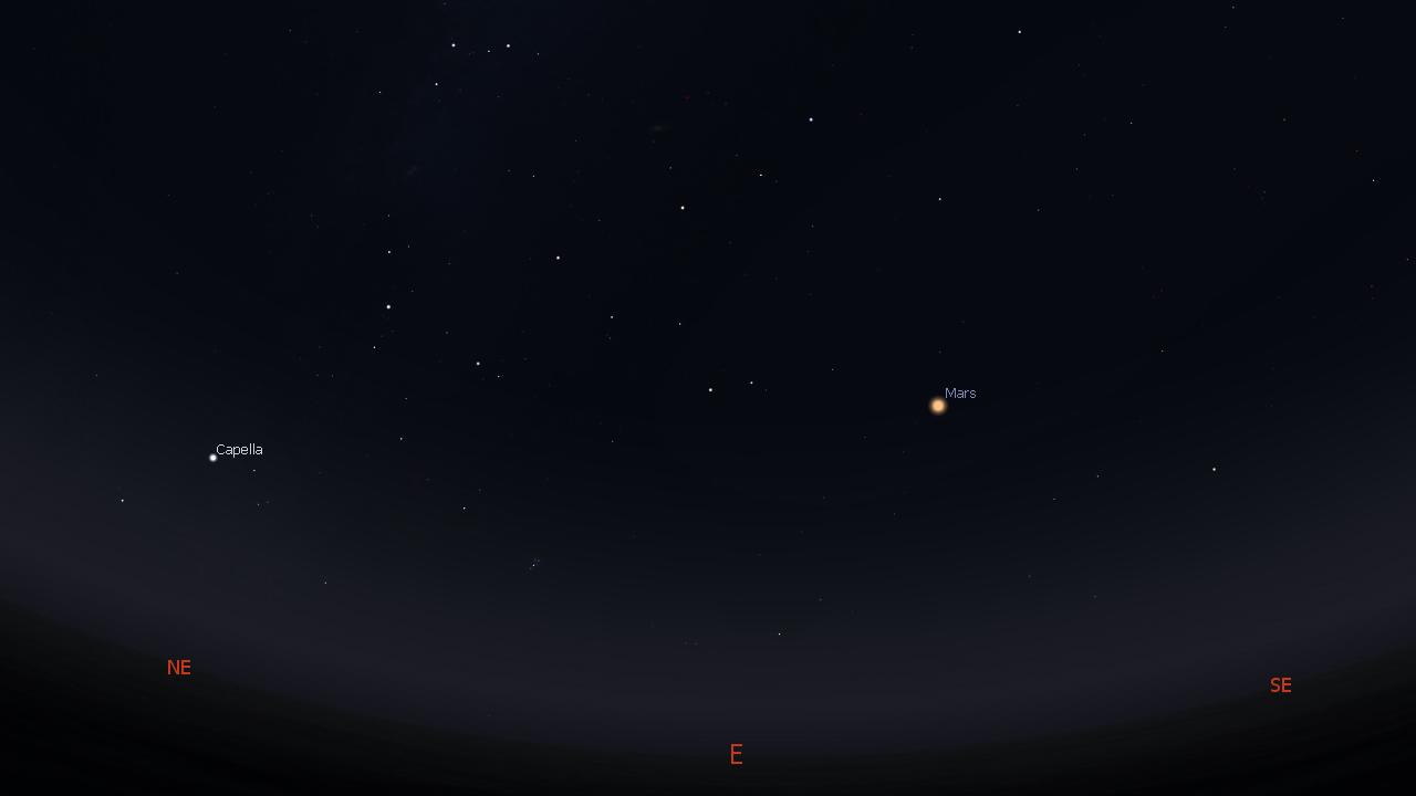 20201015 Mars East
