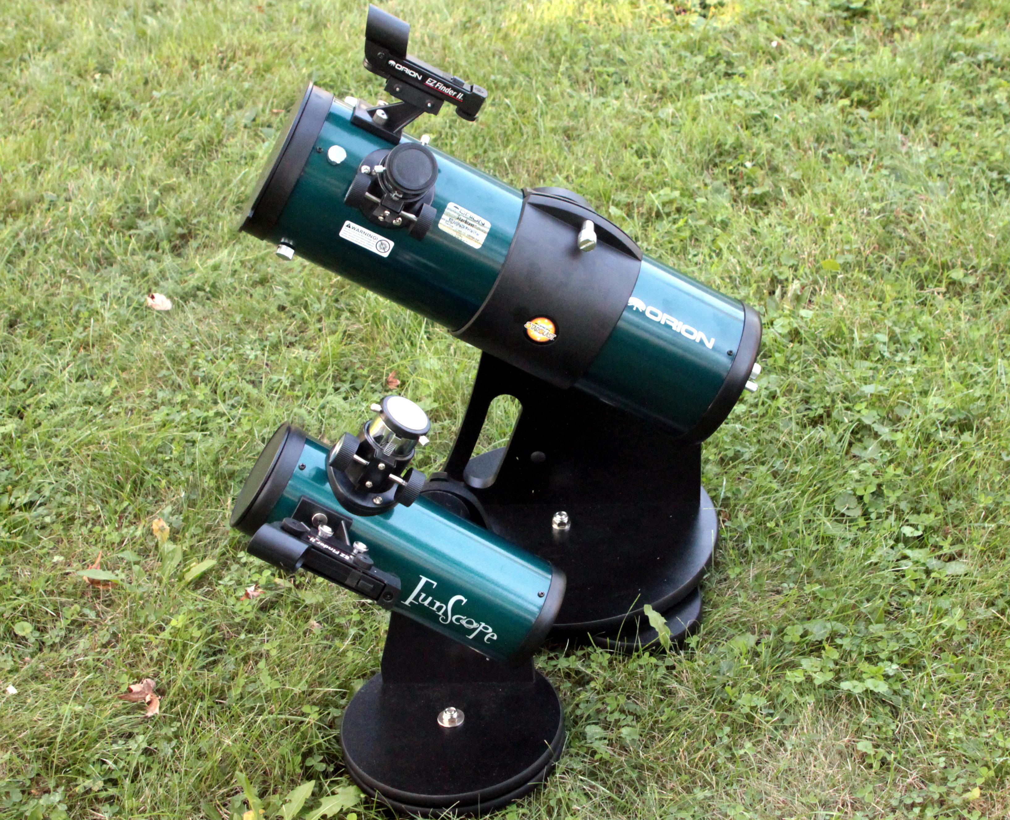 Funscope And Starblast 4.5