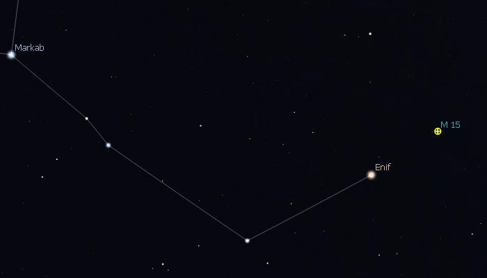 Pegasus 6 Messier 15